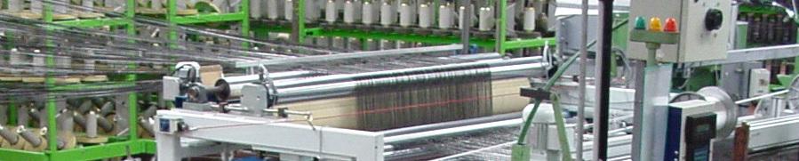 Ligne de tissage entièrement automatisée de composites
