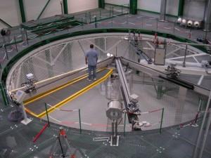Système de métrologie de neutrons pour le nucléaire