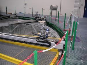 Fosse de métrologie de neutrons pour le nucléaire
