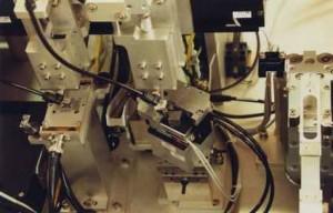 Contrôle par vision automatisée de composants microélectroniques