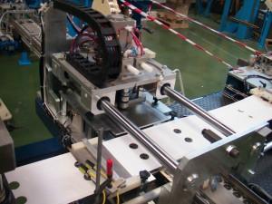 Chaîne de fabrication automatisée pour le médical