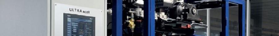 Machine de coupe et soudure ultrason à haute vitesse