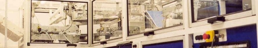 Ligne de fabrication: automatisation de l'assemblage de champs opératoires utilisés dans le médical