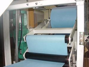 Production automatisée de produits d'hygiène
