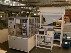 Rugosimètre automatique industriel