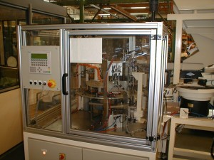 Rugosimètre automatisé industriel