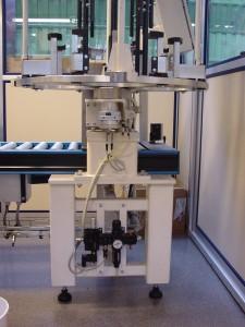 Poste rugosimètre automatique industriel
