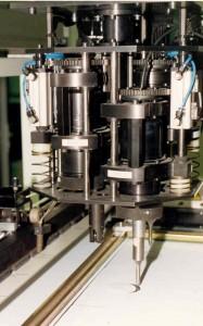 Découpe numérique par ultrason automatisée