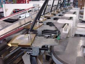 Insertion automatisée de fermetures zip