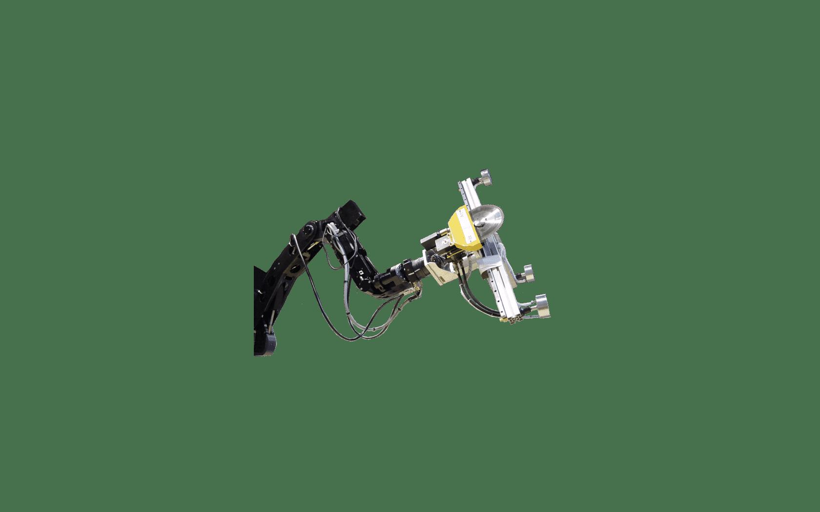 Robot nucléaire conçu par HighTaiX