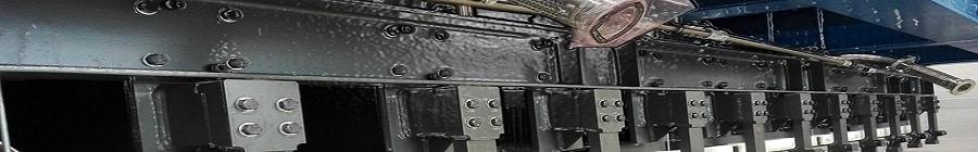 Bandeau Machine de cuisson composites